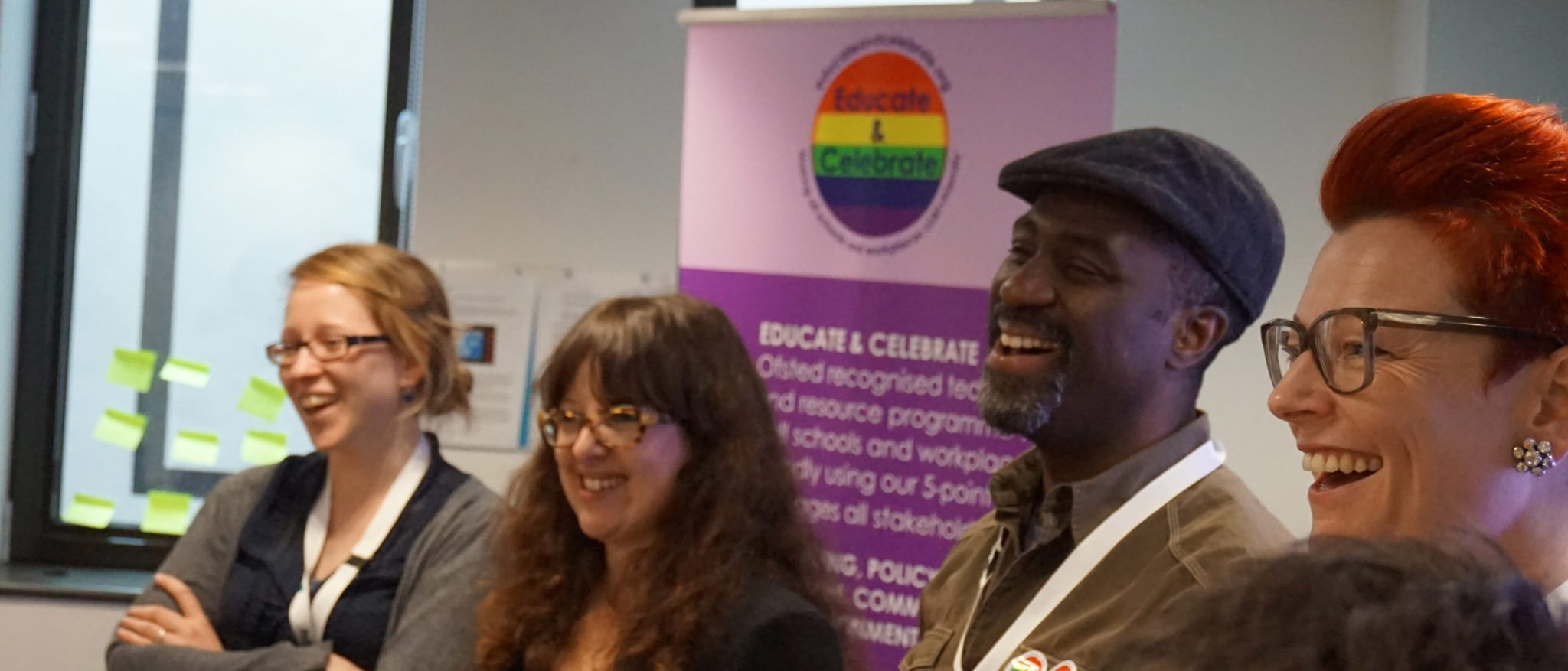 EY supports CI Pride with educational sponsorship - Liberate